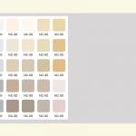 色選びはカラーサンプル参考にする!